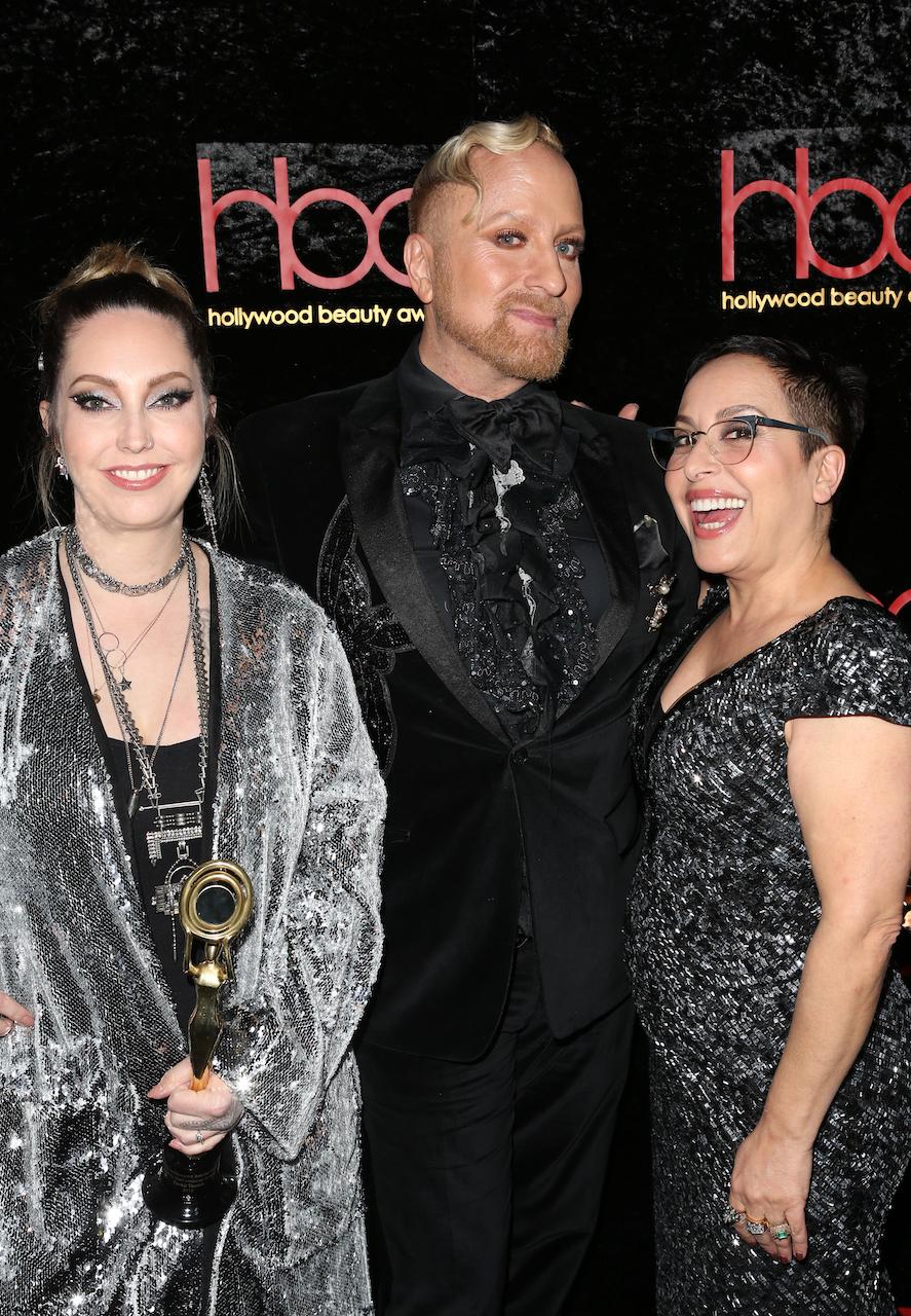 Sarah Tanno, Angela Levin, Gregory Arlt